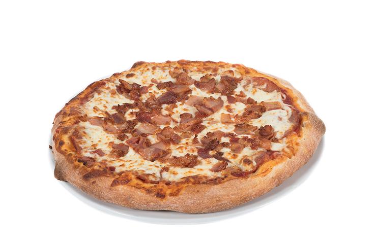 Pepperoni et Bacon