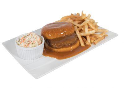 Hot Hamburger / chaud
