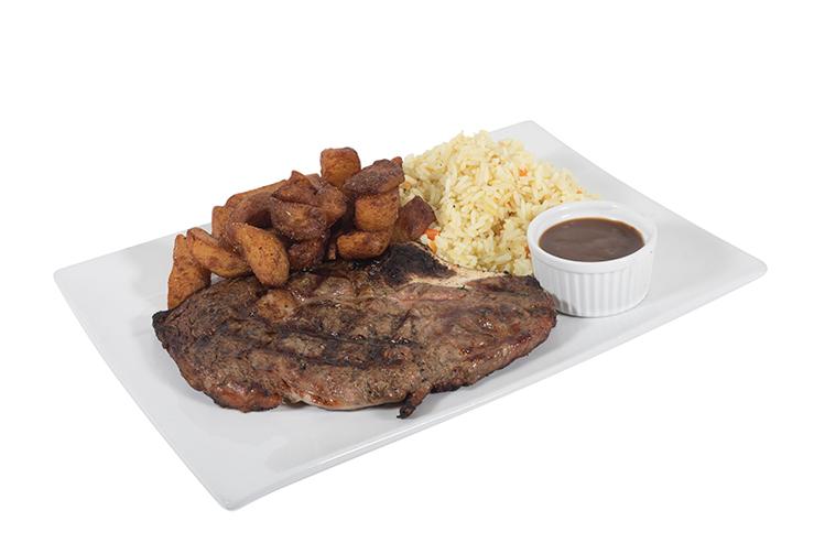 Assiette Rib Steak